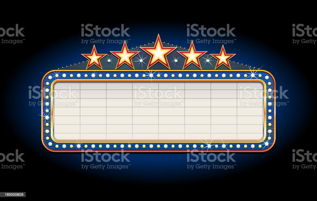 Sign royalty-free stock vector art