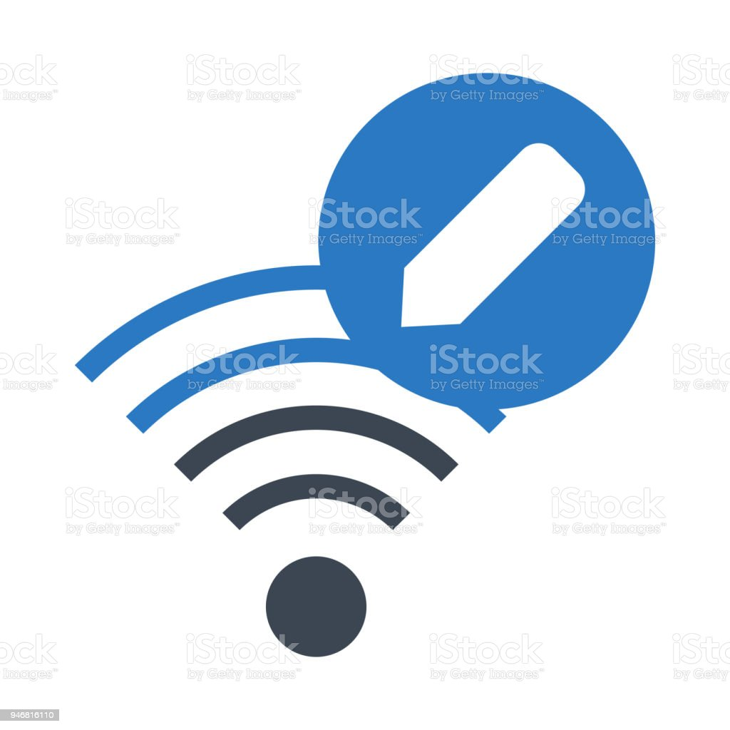 Signal Edit Stock Vector Art & More Images of Business