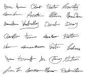 istock Signature Set 1286068401