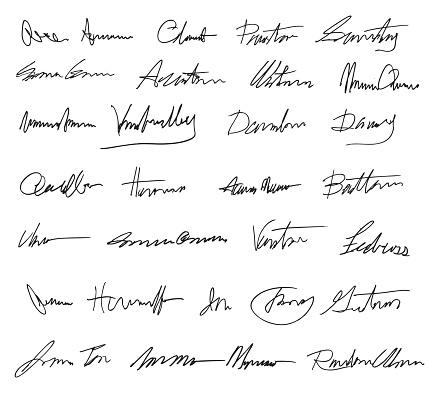 Signature Set