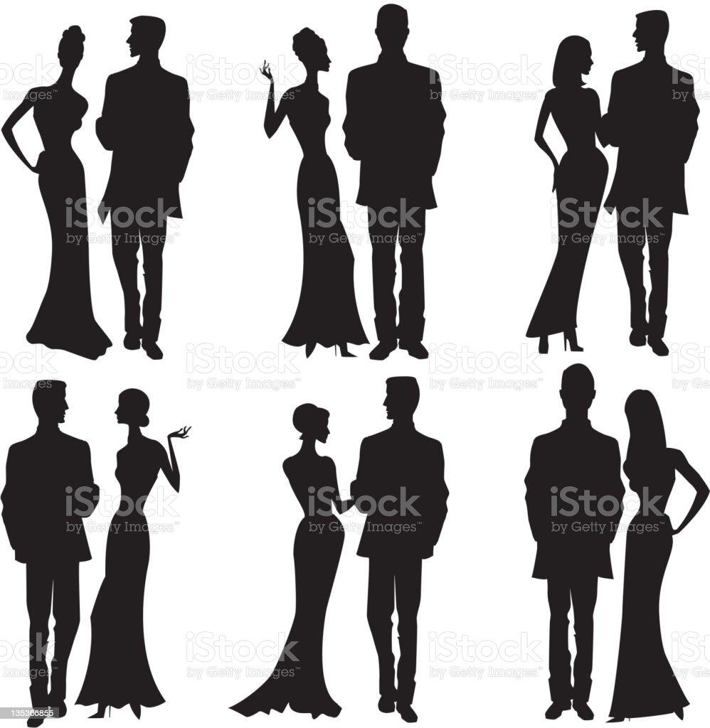 Silhouette Prom Dresses