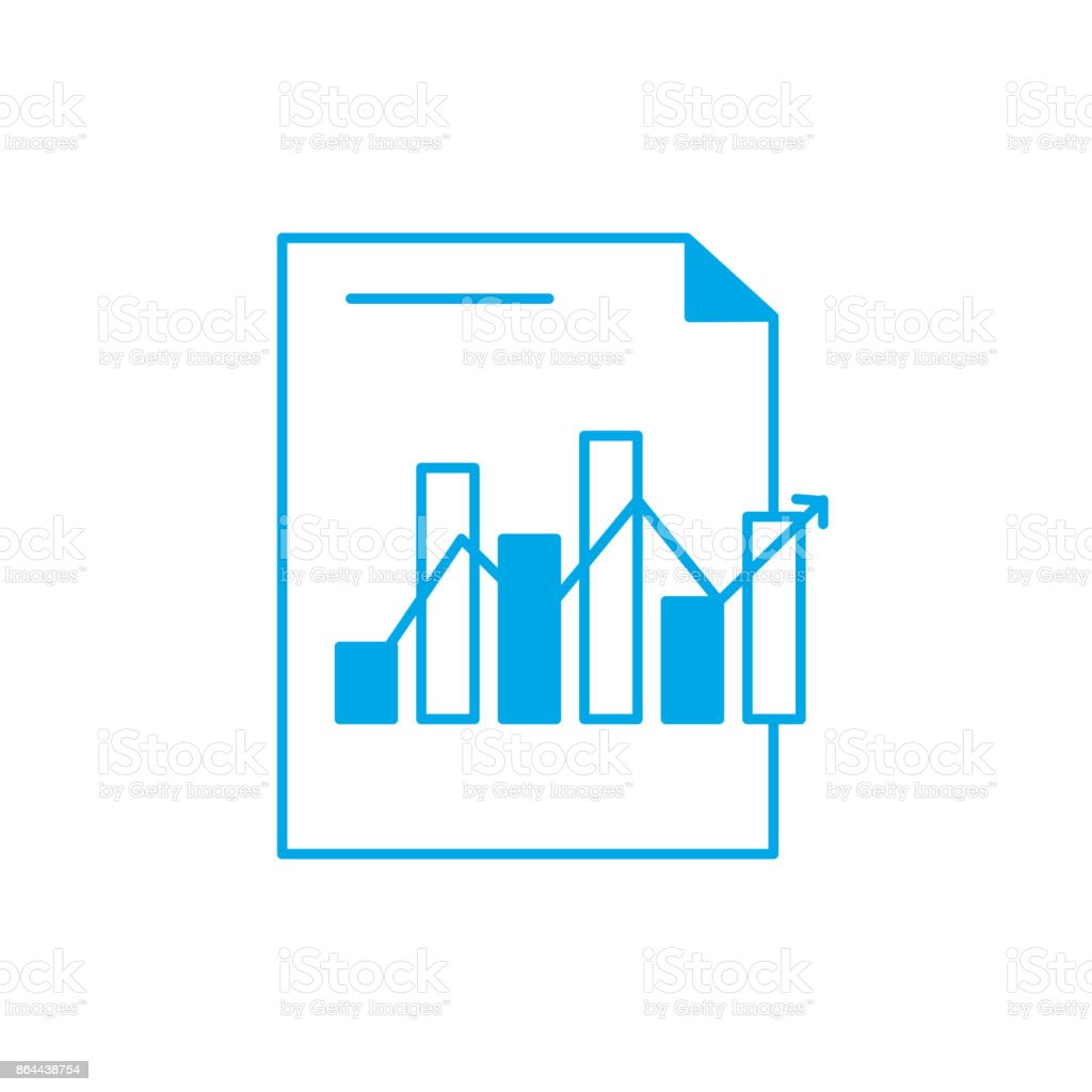 Silhouette document with statistics bar diagram and arrow growing silhouette document with statistics bar diagram and arrow growing silhouette document with statistics bar diagram and ccuart Image collections