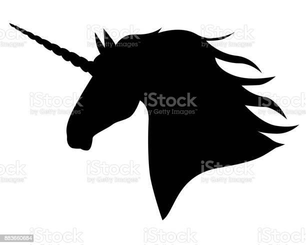 Silhouette head mycology unicorn vector id883660684?b=1&k=6&m=883660684&s=612x612&h=g47a4ryoqtaiw1ev tbc2u2nu1g76l6nypzgqgjxucg=