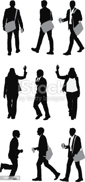 Silhouette of a business executive in different poseshttp://www.twodozendesign.info/i/1.png
