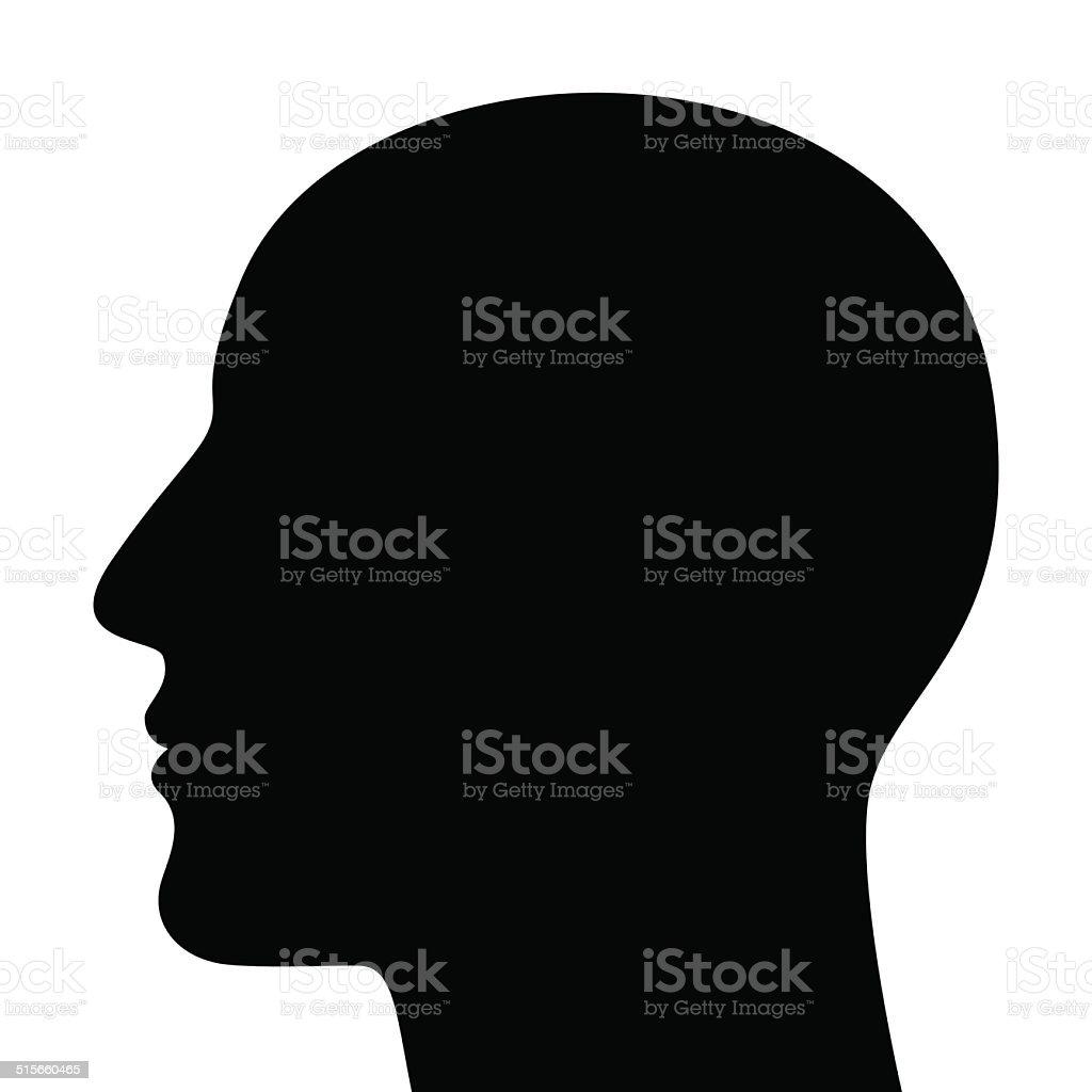 royalty free head clip art vector images illustrations istock rh istockphoto com clipart head profile clipart head profile
