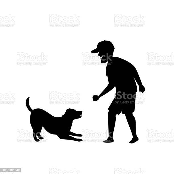 Silhouette of a man playing fetching ball game with dog graphic vector id1018131340?b=1&k=6&m=1018131340&s=612x612&h=mdr v8gtnhhaee9gplpw3ogvngzq3utsagp8u8lhy14=