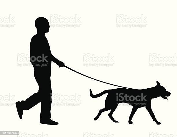 Silhouette of a man walking a dog over a white background vector id157347646?b=1&k=6&m=157347646&s=612x612&h=d4pdlf1tipgw88um8t8tqtl8b4bjm3uh3xeotvlm5le=