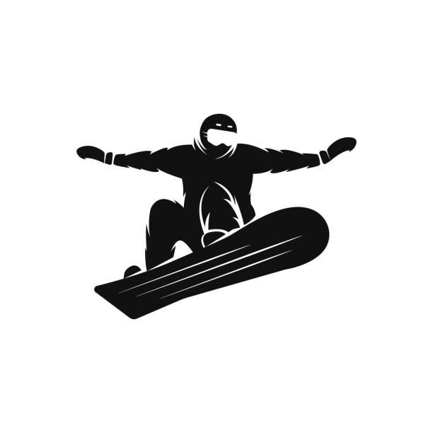 スノーボード イラスト素材 Istock