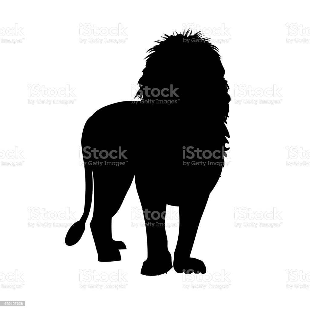 Silhouette Of African Lion Stock Illustration Download Image Now Istock Search more hd transparent lion silhouette image on kindpng. silhouette of african lion stock illustration download image now istock