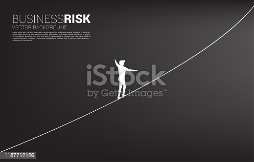 Concept for business risk and career path