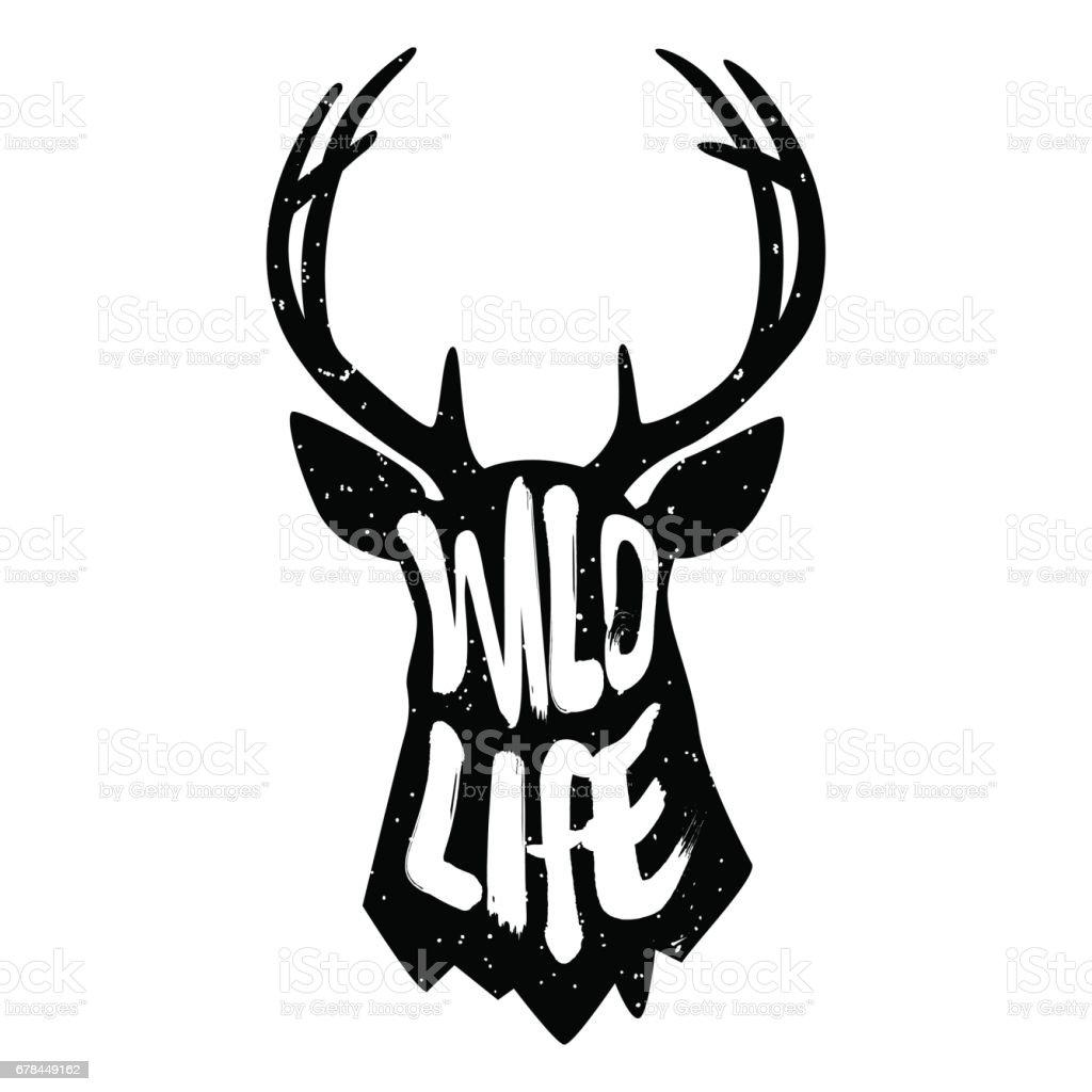 royalty free cartoon of the deer logos clip art vector images rh istockphoto com deer logos for sale deer logistics
