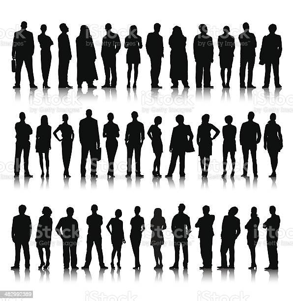 Silhouette of diverse crowd of business people vector id482992389?b=1&k=6&m=482992389&s=612x612&h=xyvvelub46f6jdckfnllmzhnyzpcuuu001y qrpfr94=