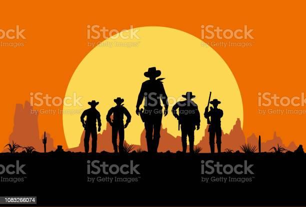 Silhouette of five cowboys walking forward banner vector id1083266074?b=1&k=6&m=1083266074&s=612x612&h=ezdsuy6cmajoyl0ob9 z65byfx trtcphcdgmrhish8=