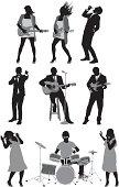 Silhouette of musicianshttp://www.twodozendesign.info/i/1.png
