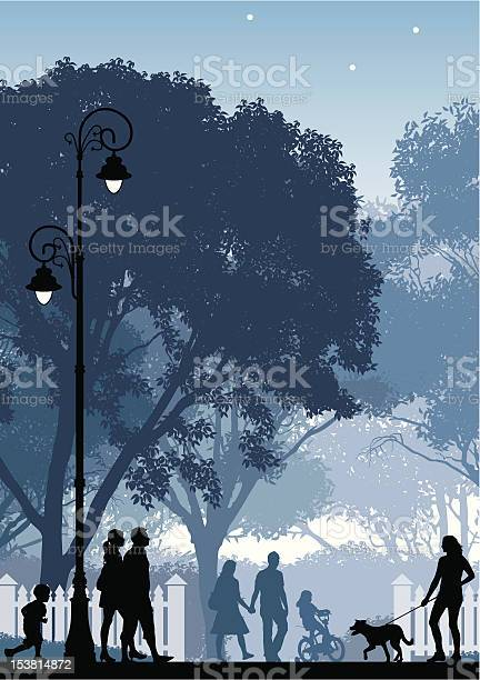 Silhouette of people doing various activities in a park vector id153814872?b=1&k=6&m=153814872&s=612x612&h=oghbbyp ryonjo3ykil suff63ibvueg rjqs5omrvq=