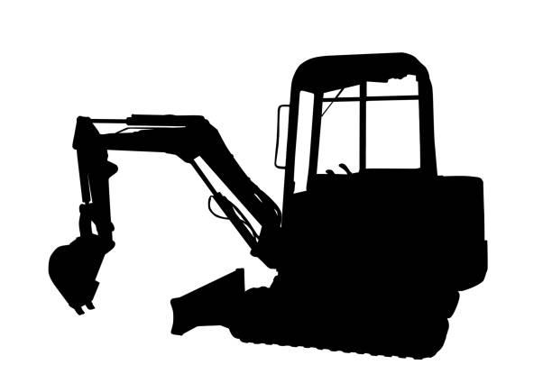 Top 60 Excavator Bucket Clip Art, Vector Graphics and ...