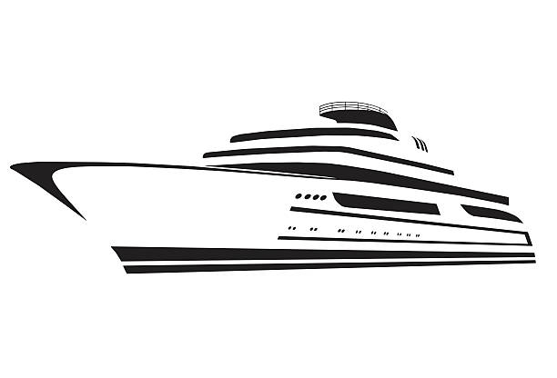 Royalty Free Yacht Clip Art, Vector Images & Illustrations