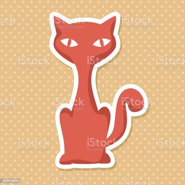 Silhouette orange cat style vector id933318594?b=1&k=6&m=933318594&s=612x612&h=1w891g5jak6def s4v3cfs4ewijvjhap2gorlocxlhi=