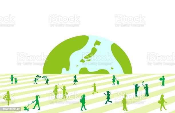 Silhouette people life style concept in various location vector id1049168142?b=1&k=6&m=1049168142&s=612x612&h=gxtpncvx0jkh 0c8u2uj4a0 vxoe5crv 9crxmgk778=