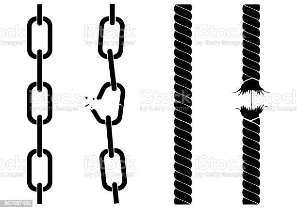Free broken chain Images, Pictures, and Royalty-Free Stock