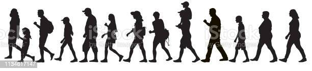 Silhouettes of moving people isolated set vector illustration vector id1134617147?b=1&k=6&m=1134617147&s=612x612&h=r3f01dvyxyzbrf7u74rpwkcsggl6jnhej6celdir 1s=