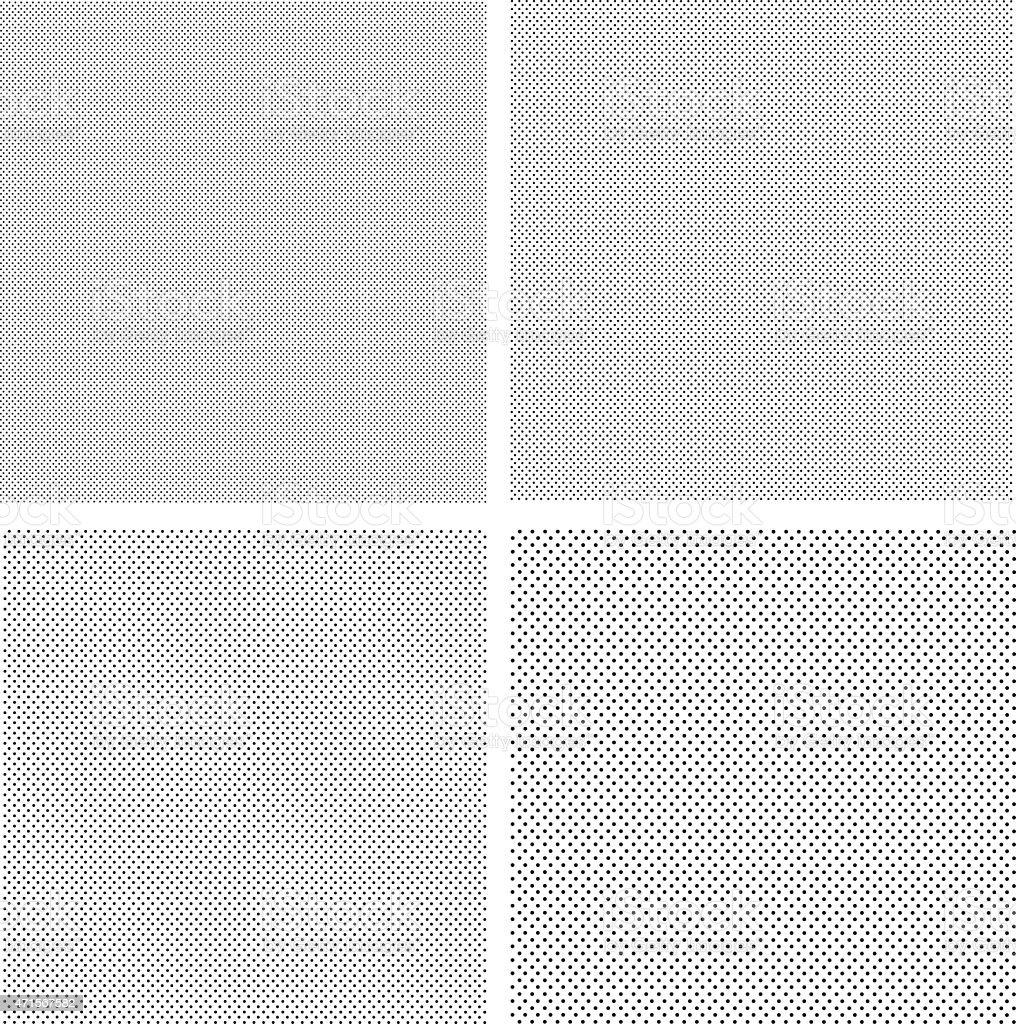 Silk Screen texturas  - ilustração de arte em vetor