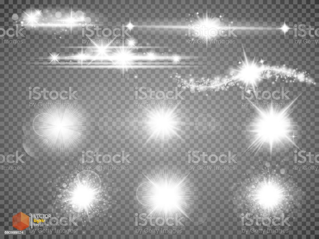 Silver glitter bokeh lights and tinsel. Bright star, solar particles  sparks with glare effect on a transparent background royalty-free silver glitter bokeh lights and tinsel bright star solar particles sparks with glare effect on a transparent background stock vector art & more images of backdrop