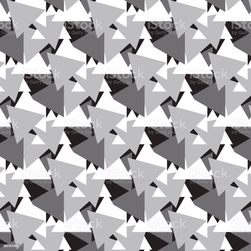 silver shade triangle overlap abstract pattern background royalty-free silver shade triangle overlap abstract pattern background stock vector art & more images of abstract
