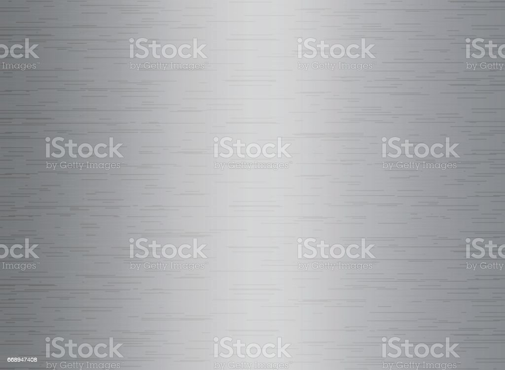 Silver texture background vector art illustration