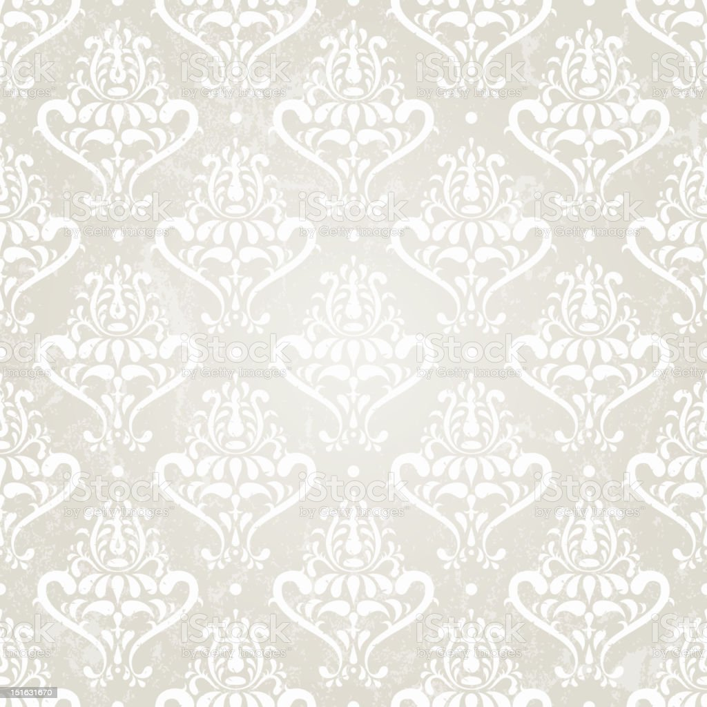 silver vintage wallpaper royalty-free silver vintage wallpaper stock vector art & more images of abstract