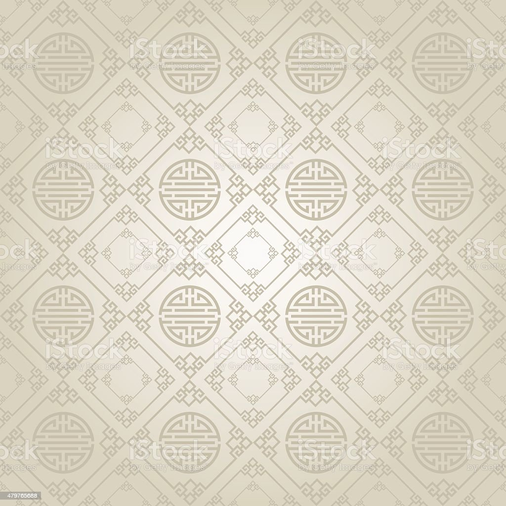 Silver Wallpaper Pattern Stock Vector Art More Images Of