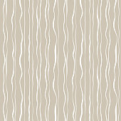 Simple 2 color stripes pattern. Seamless wave pattern. Nature theme.