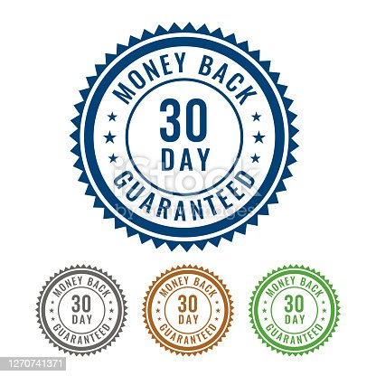 MONEY BACK GUARANTEED badge will ensure that there is a refund policy for you, if you think the product is not for you at all.