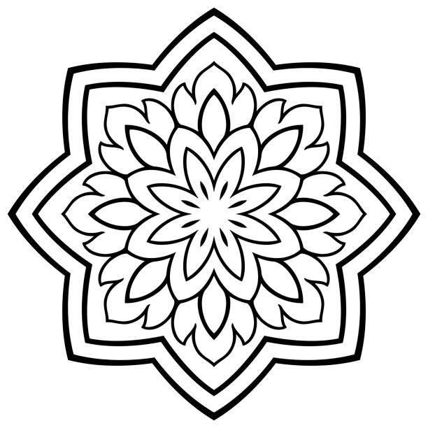 Simple Mandala Free Vector Art 34 Free Downloads