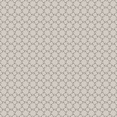 Simple abstract ornamental gray seamless pattern