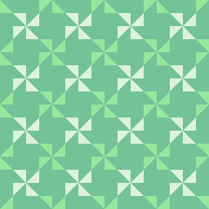 Simple abstract seamless pattern - decorative accent for any surfaces.