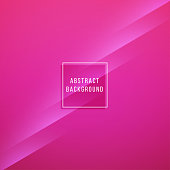 This vector illustration features simple pink minimal abstract vector background. It is a combination of lineer patterns incorporating bright colors. The color of pink is commonly related with the concepts of femininity, fashion, beauty, passion, love and romance, sweet, playfulness, tenderness also valentine's day. The image is simple, minimal and elegant. The use of shine and color portrays a sense of crease and simplistic elegance. Image includes a standard license along with the option of upgradeable extended license.