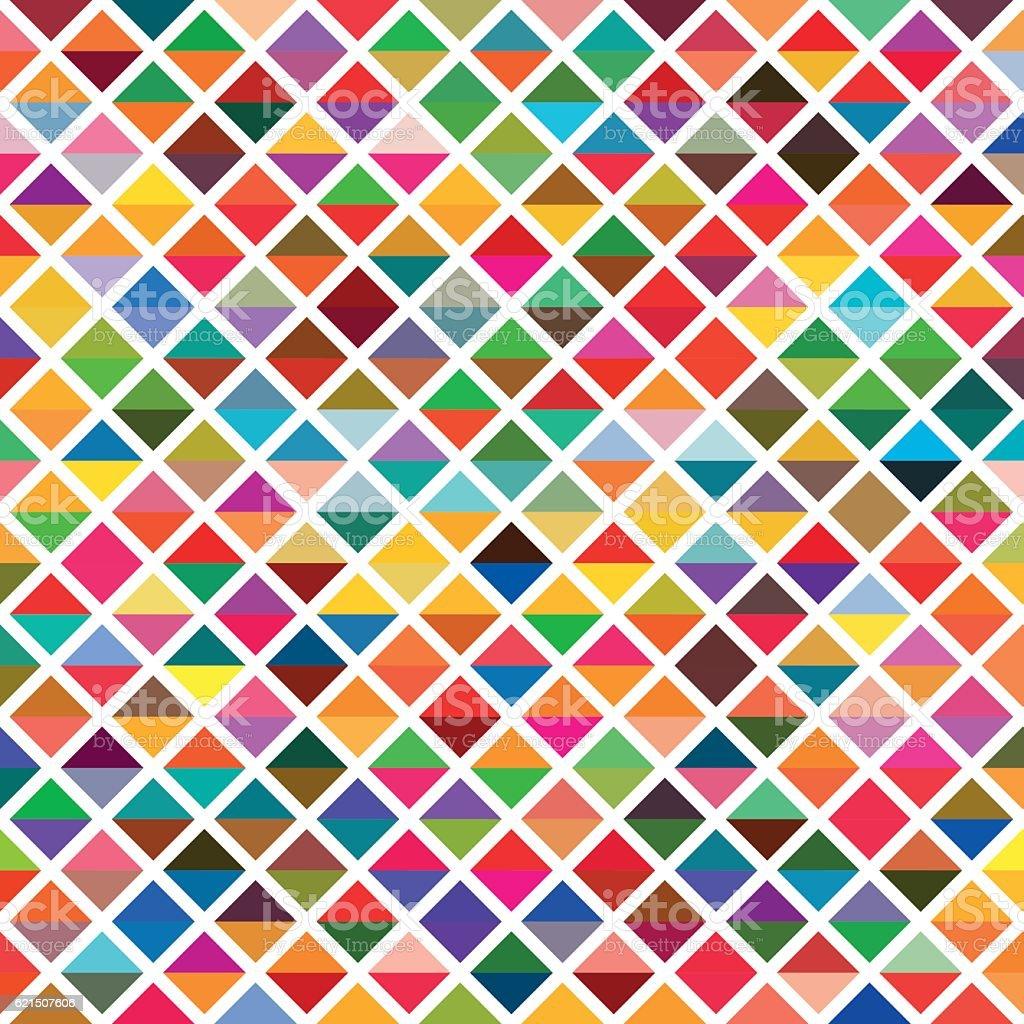Simple and colorful geometric shapes backgrund. simple and colorful geometric shapes backgrund - immagini vettoriali stock e altre immagini di arancione royalty-free