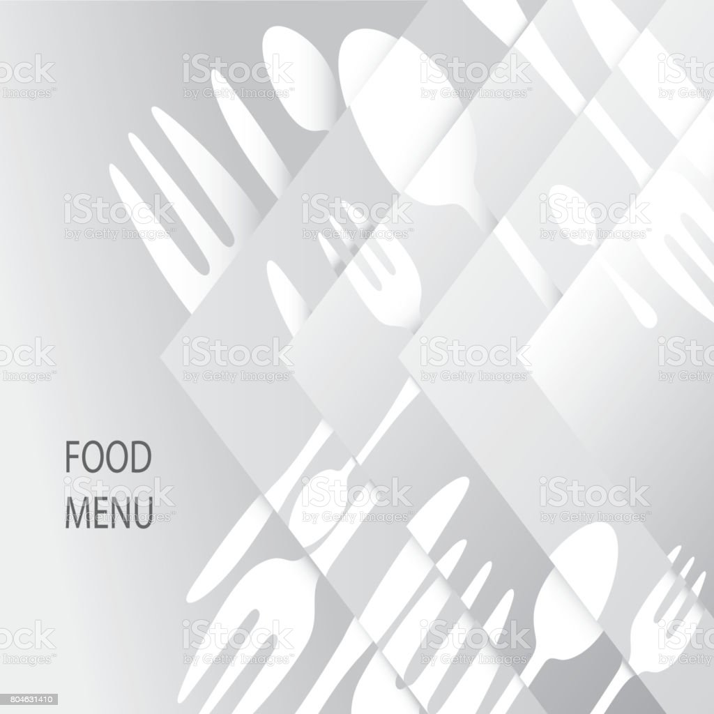 simple and elegent restaurant menu stock vector art more images of