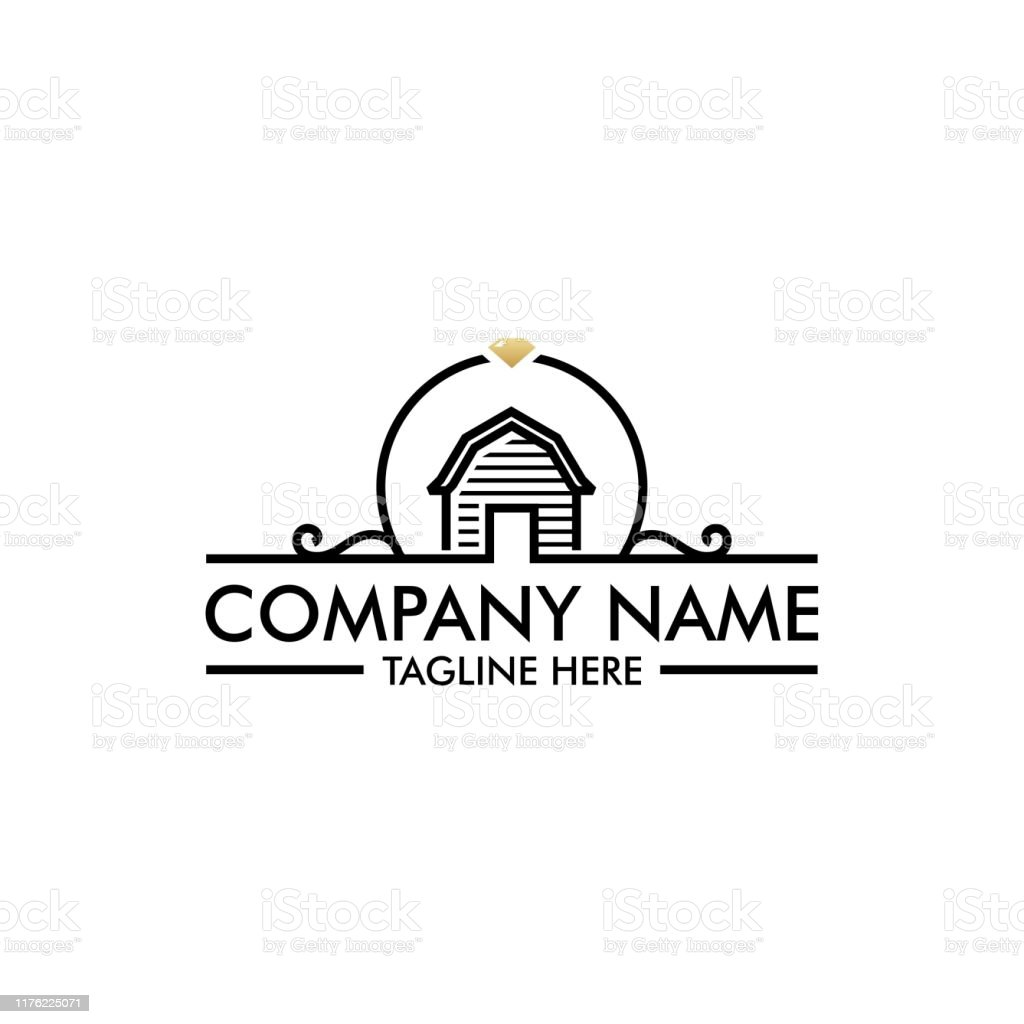 simple barn with floral wedding banner design stock illustration download image now istock simple barn with floral wedding banner design stock illustration download image now istock