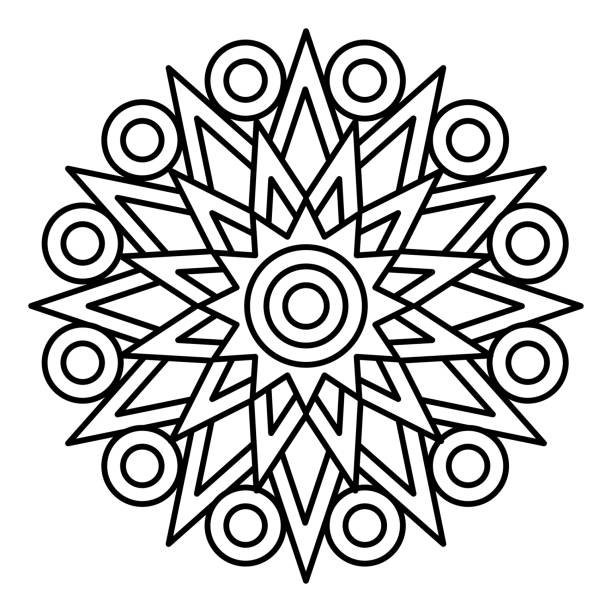 Simple Mandala Free Vector Art 36 Free Downloads