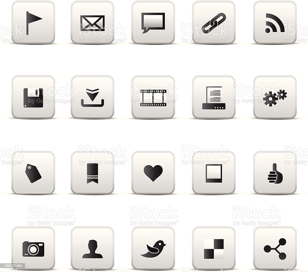 Keyboard symbols heart image collections symbol and sign ideas simple black communication symbols for web stock vector art more simple black communication symbols for web biocorpaavc