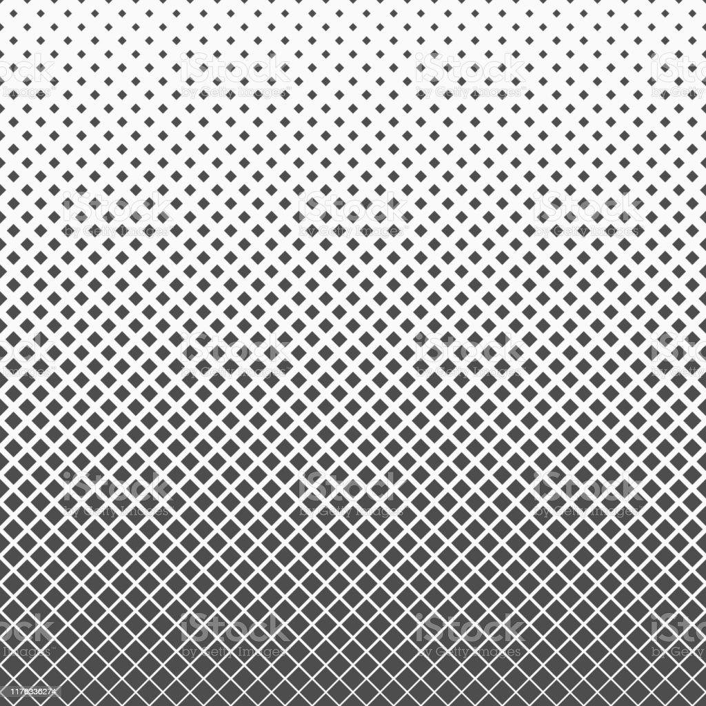 パターン壁紙バナーラベルカバーなどのベクトルデザインのためのシンプルな黒のモノクロロンバスハーフトーンの背景 ます目のベクターアート素材や画像を多数ご用意 Istock