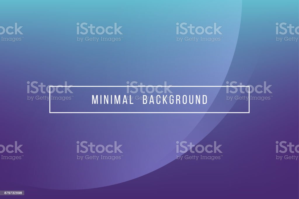 Simple Elegant Line Art : Simple blue minimal modern elegant abstract vector background