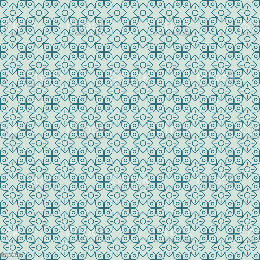 simple blue pattern - Royalty-free Backgrounds stock vector