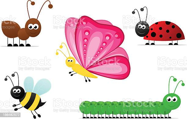Simple cartoon insects vector id156482572?b=1&k=6&m=156482572&s=612x612&h=e ft6p8r1z8zvmk7sbsryob3u gm0zqlyha5m5zqgyu=
