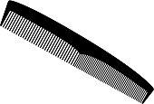 Simple comb icon.