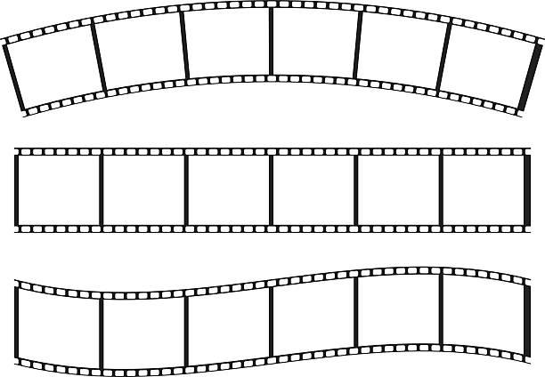 Proste Film ~ Wektor – artystyczna grafika wektorowa