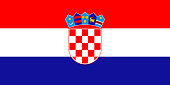 Simple flag Correct size, proportion, colors.