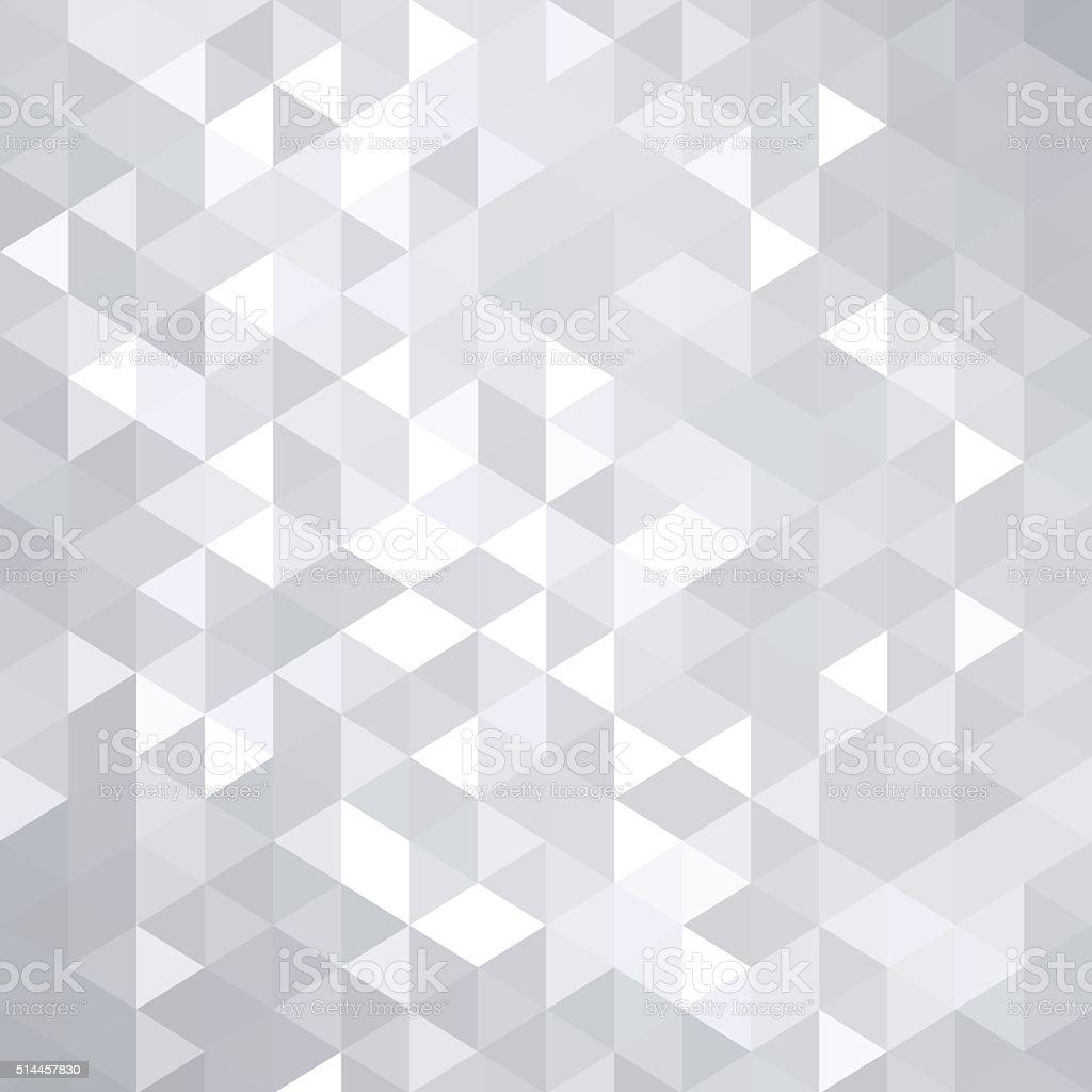 Simple geometric background vector art illustration